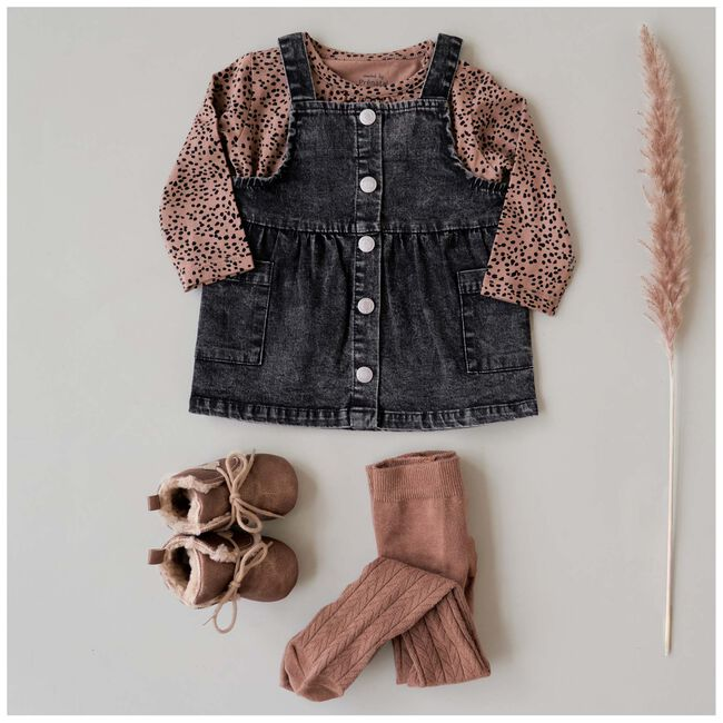 Prénatal peuter shirt - Light Taupe Brown