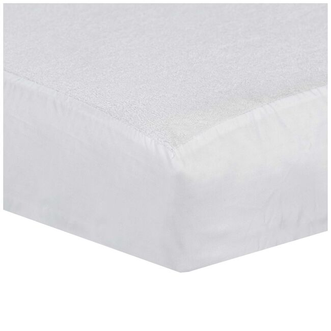 ABZ Matrasbeschermer waterproof 60 x 120 - White