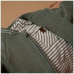 Prénatal baby jongens zomerjas - Khakigreen