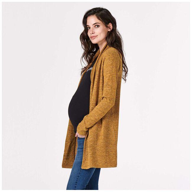 Supermom zwangerschapsvest - Yellow