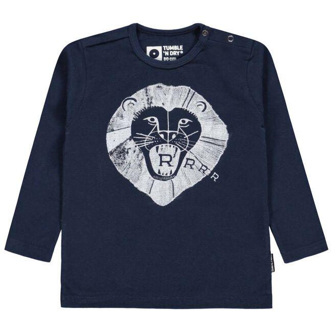 Tumble 'N Dry peuter jongens t-shirt - Navy Blue