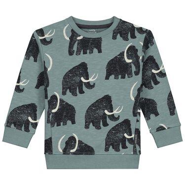 Prénatal peuter sweater - Steel Blue