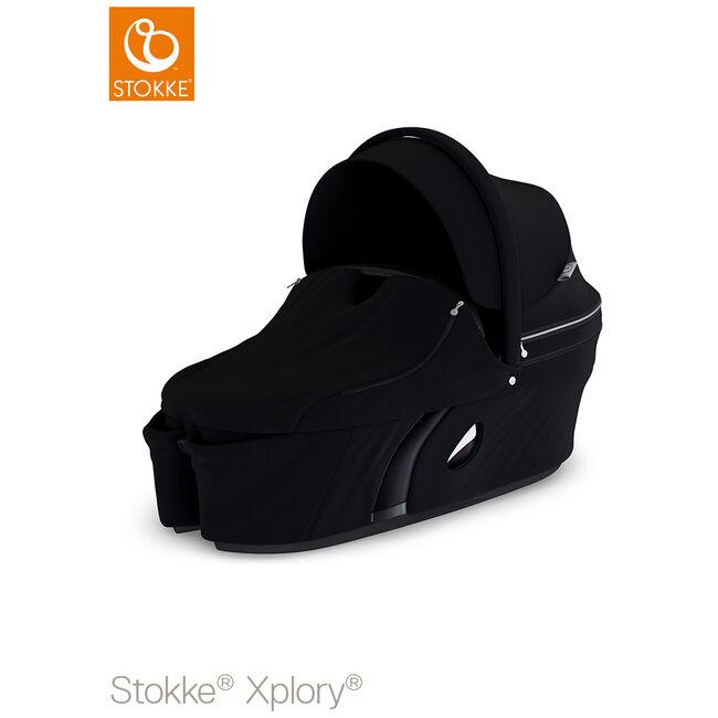 Stokke Xplory V6 reiswieg - Black