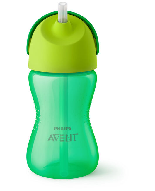 Philips Avent rietjesbeker 300ml 12+ maanden groen - Green
