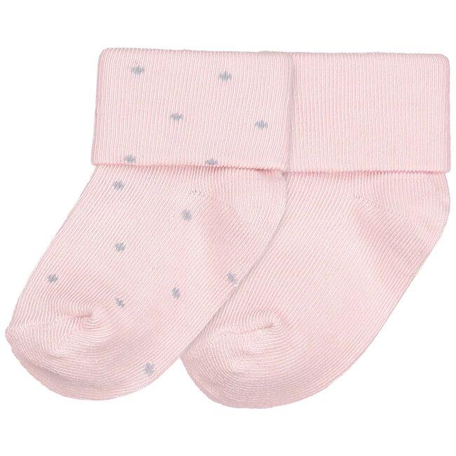 Prénatal newborn meisjes sokjes - Skin Piink