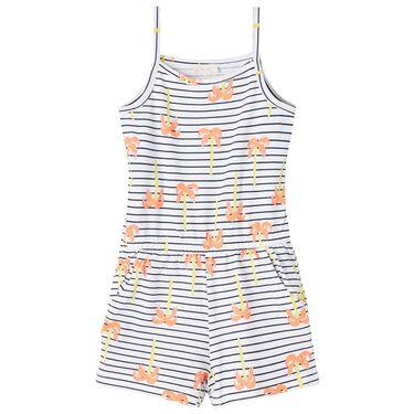Name it peuter jumpsuit - Orange