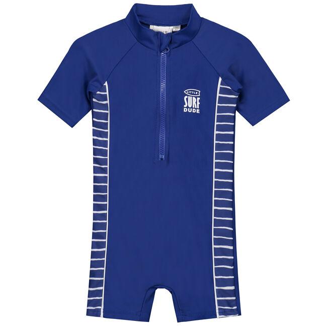 Prenatal jongens UV zwempak - Dark Blue