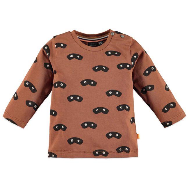 Babyface jongens t-shirt - Brown
