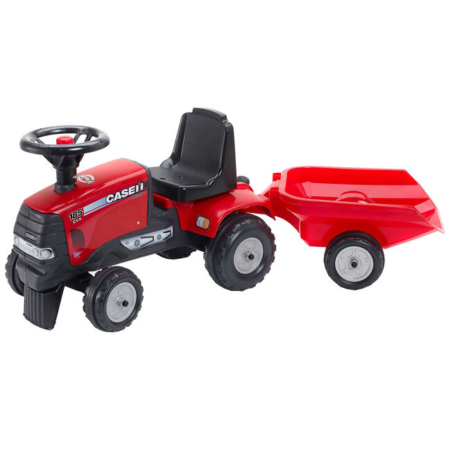 Falk 'Case IH CVX 120' rode looptractor - Red
