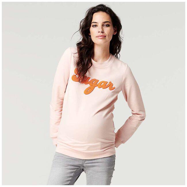 Supermom zwangerschapssweater -
