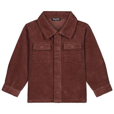 Sweet Petit baby blouse rib Siem -