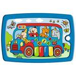 Bumba muziekbus - Multicolor