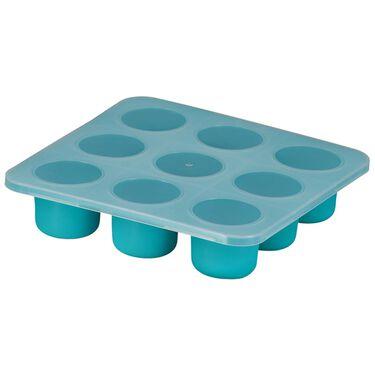 Prénatal voedingsbakjes siliconen 9 x 50ml -