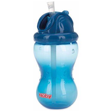 Nûby flip it antilekbeker 360ml - Blue