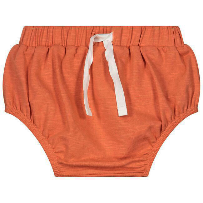 Prénatal newborn meisjes shorts - Warm Orange