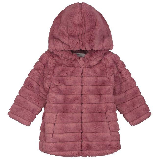 Prénatal baby meisjes jas - Pinkshade