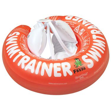 Freds Swimtrainer classic rood -