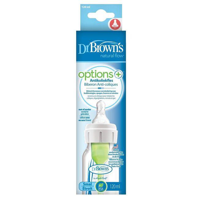 Dr. Brown's fles smal 120ml -