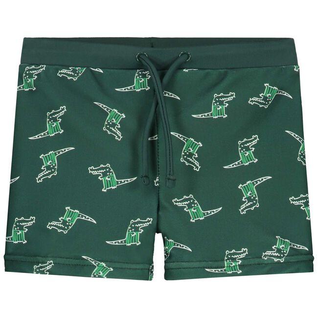 Prénatal jongens zwemboxer - Darkgreen