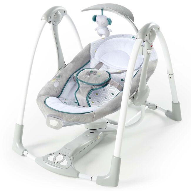 Ingenuity ConvertME Swing2-seat schommelstoel Nash -