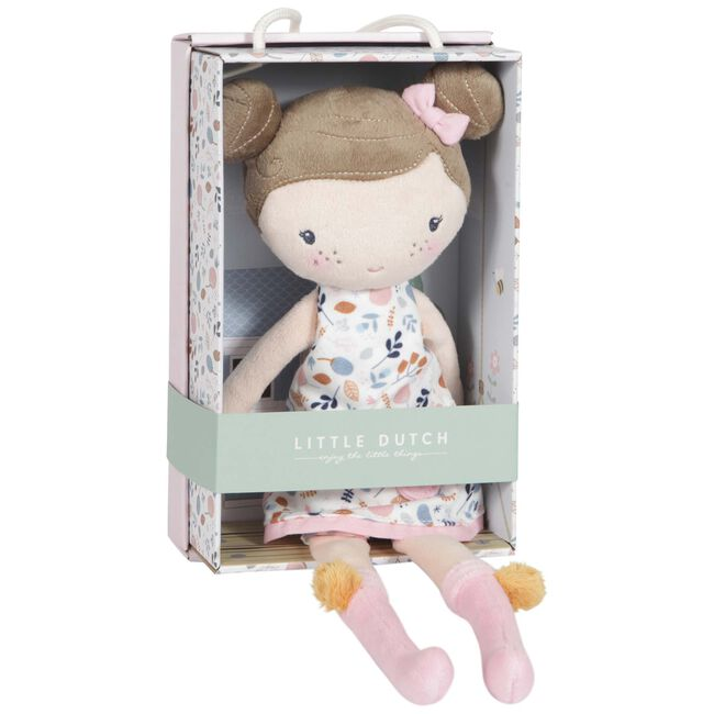 Little Dutch pop Rosa 35 cm - Multi