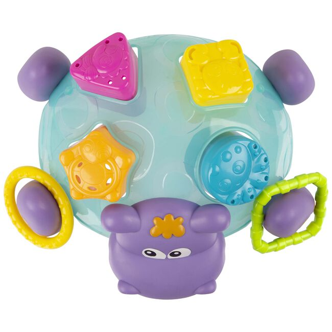 Playgro float along hippo shape shorter -