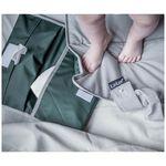 KipKep verschoningsmatje+luieretui combiset - Calming Green