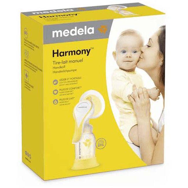 Medela Harmony Handkolf - Yellow