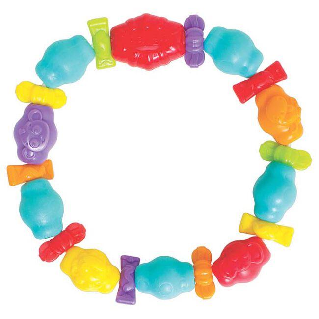 Playgro Safari teething ring -