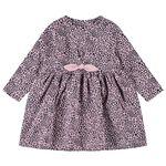 Name it baby meisjes jurk - Pink