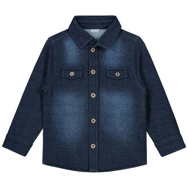 Prénatal peuter jongens blouse - Night Blue