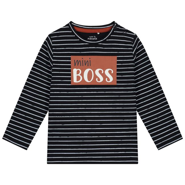 Prénatal baby shirt Mini boss