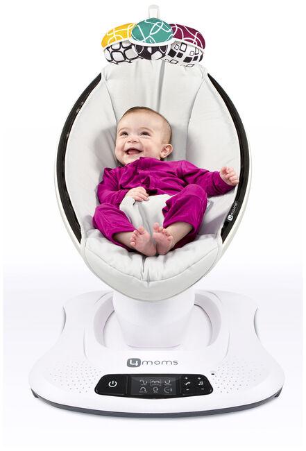 4Moms MamaRoo 4 schommelstoel - Grey