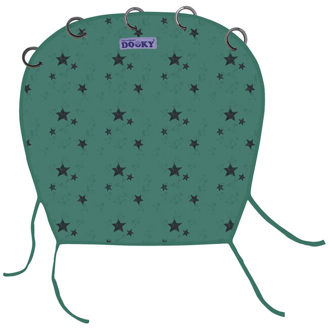 Dooky cover zonnescherm by Prenatal - Green Star