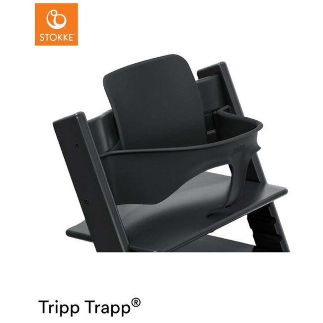 Stokke Tripp Trapp Babyset - Black