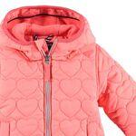 Babyface peuter meisjes jas - Neon Pink
