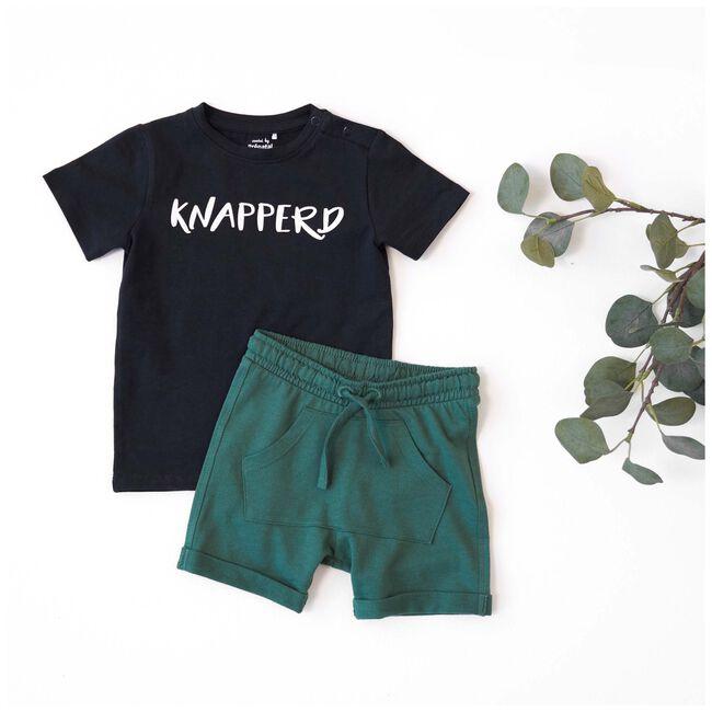 Prénatal peuter broek - Seagreen