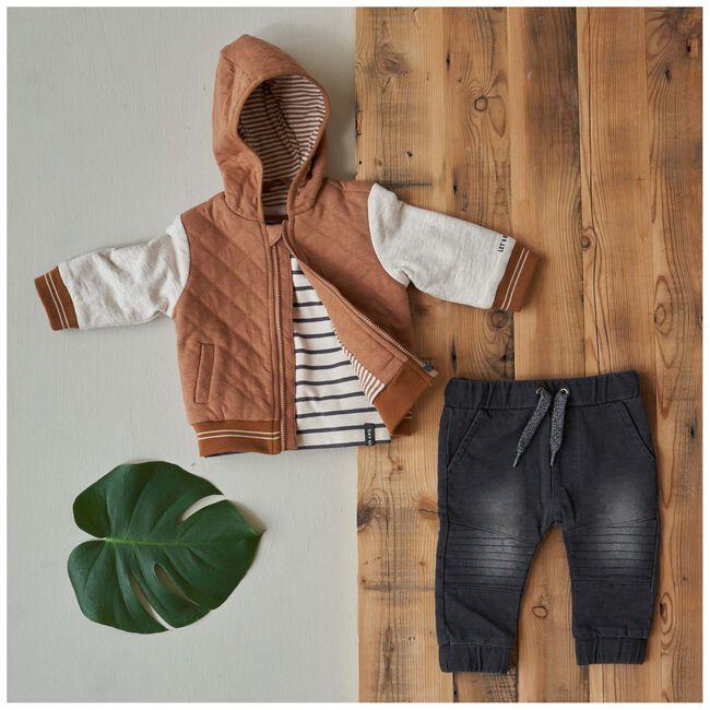 Prenatal peuter jongens broek - Stonegrey