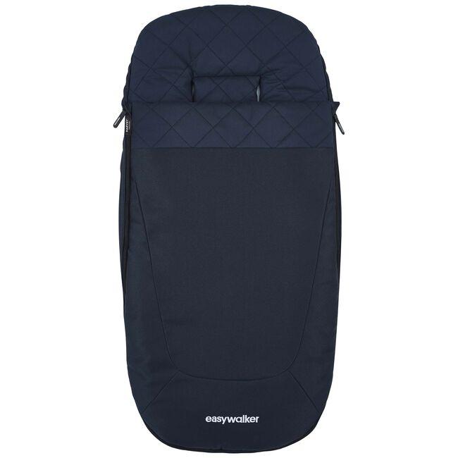 Easywalker Harvey2 Premium voetenzak - Premium Sapphire Blue