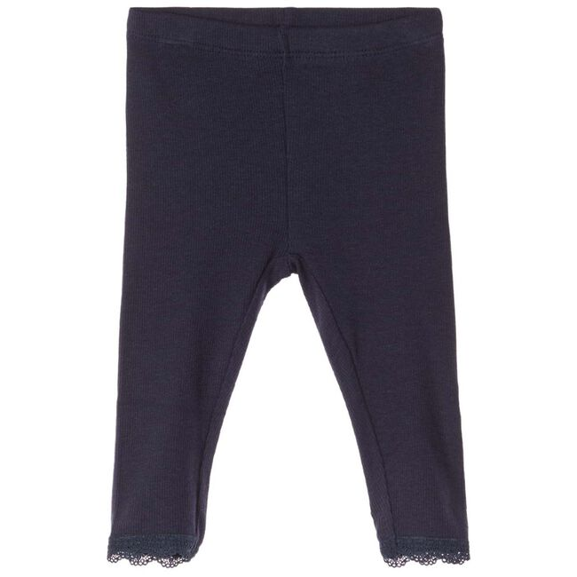 Name it baby meisjes legging - Dark Blue