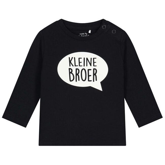 Prénatal baby shirt Kleine broer -