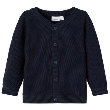 Name It vest - Dark Navy Blue