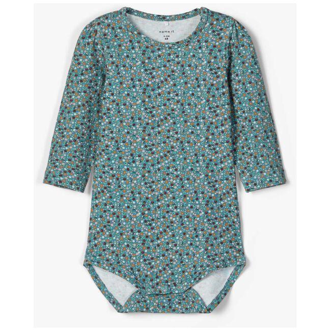 Name it meisjes body - Mintgreen