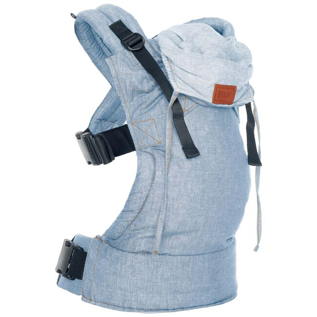 ByKay Click Carrier Deluxe draagzak - Stonewashed