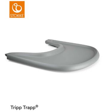 Stokke Tripp Trapp Tray eetblad - Storm Grey