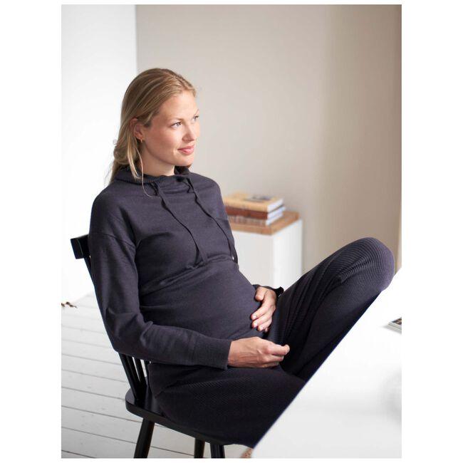Prénatal zwangerschapstrui - Deep Grey Melange
