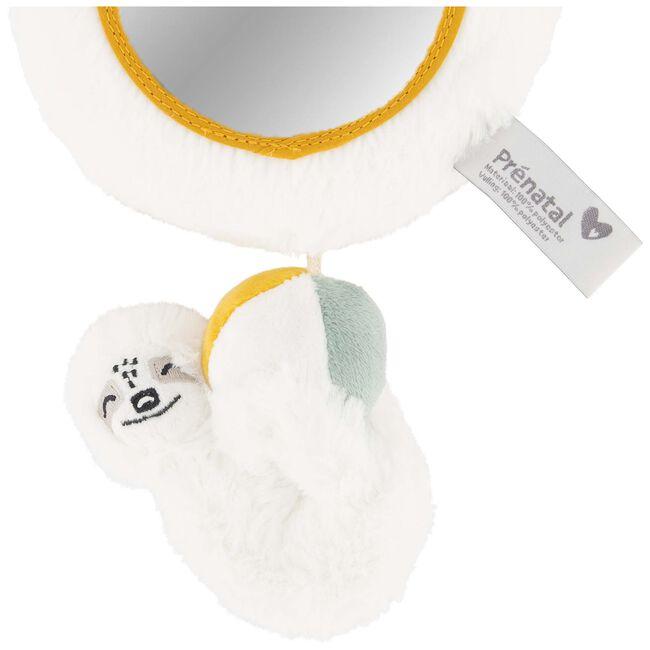 Prénatal spiegel luiaard - White
