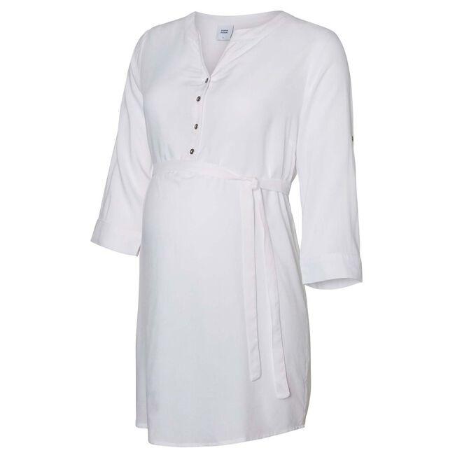 Mamalicious zwangerschaps blouse - White
