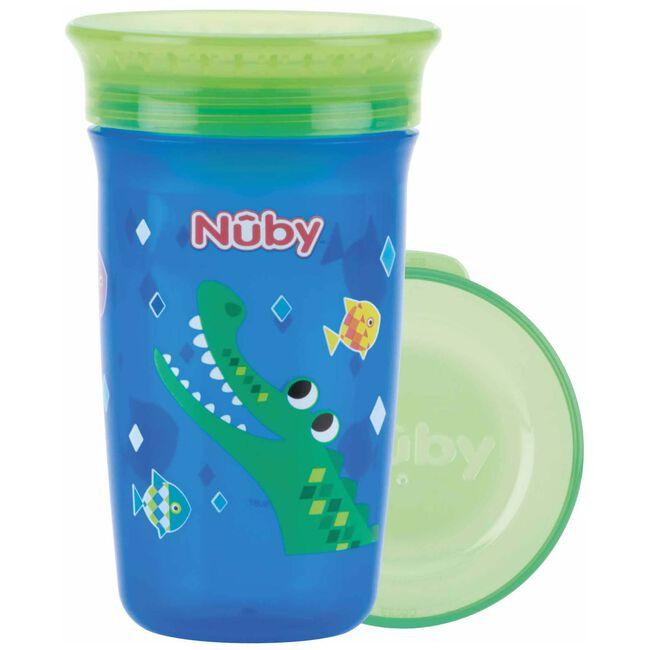 Nuby Drinkbeker 360 graden 300ml 6+ maanden -