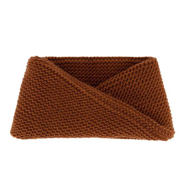 Prénatal baby unisex sjaal - Darkorange